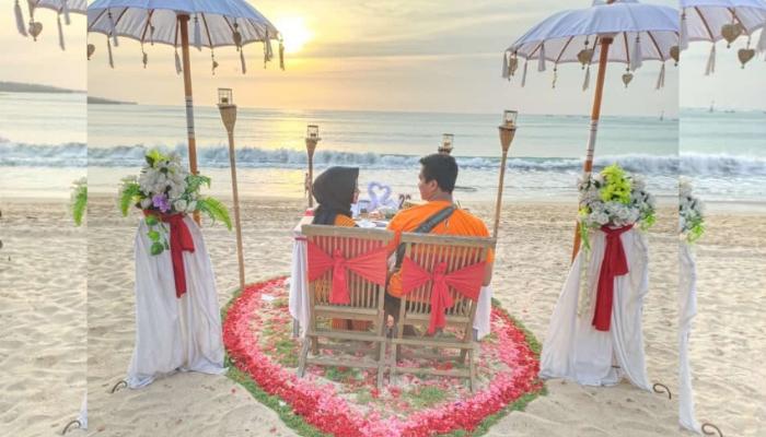 Paket Bulan Madu ke Bali 4 Hari 3 Malam